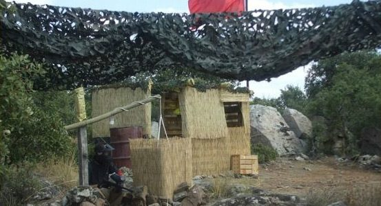 Escenario de paintball en el megacampo madrid im genes for Megacampo paintball madrid oficinas madrid