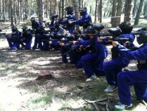 Campo de paintball Soriaventura