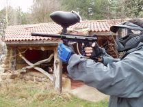 Paintball en Soriaventura