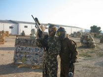 Paintballmania Zaragoza